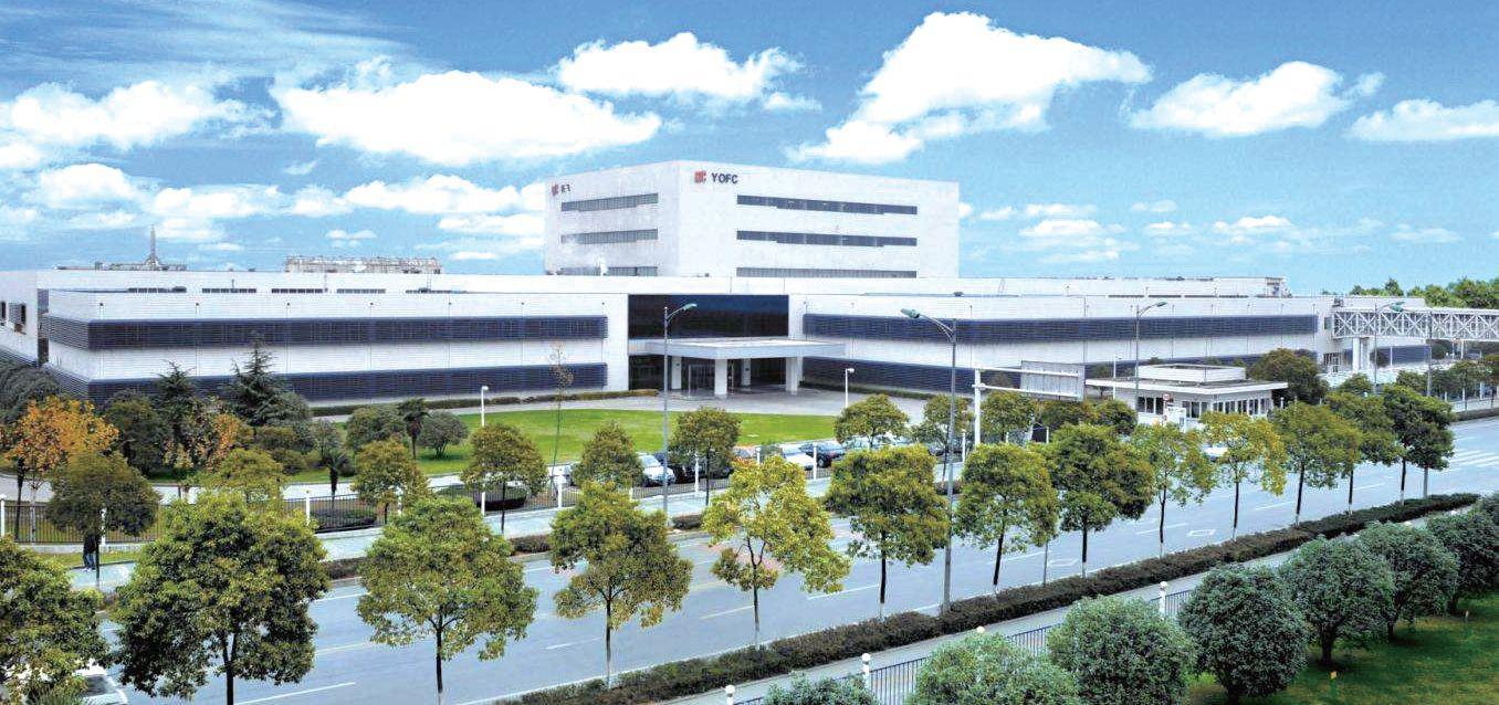 武汉长飞光纤光缆股份有限公司长飞科技园(二期)项目