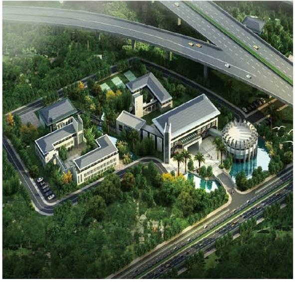 二广高速房建工程
